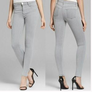 J Brand Maria Skinny Jeans in Rhythm Color size 27
